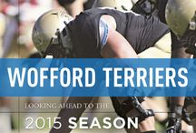 Wofford Terriers / Official Wofford College Athletics Publications, produced by IMG College. #ConquerAndPrevail #GoldStandard