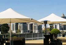 Canopies For Hospitality / Images from our canopy portfolio for hospitality and leisure industries