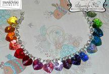 Swarovski Bracelets - by Accessories for Stars / http://accessoriesforstars.blogspot.ro/ accessoriesforstars@yahoo.com accessoriesforstars@gmail.com