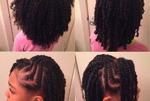 Little Ladies Hair