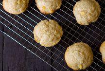 food: muffins/scones