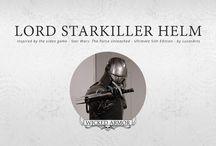 Lord Starkiller Cosplay