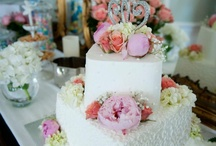 Wedding Shower and Bridesmaid Luncheon Ideas