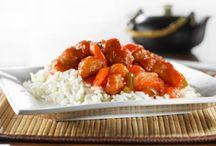 Sweet and Sour Apricot Chicken Recipe