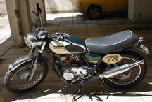 Yamaha XS Custom by Petsagas Apostolos