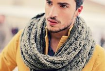 scarf / i've got a big obsession with these