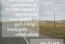 Easter talk