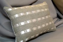 Home Dec sewing projects / by Laura Robinette