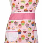 Cook in Style - Great Aprons / These cute and stylish aprons will help you turn your kitchen into a fashion show runway!