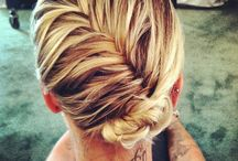 Hair :) / by Samantha Van Dyke