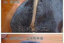 Tas jeans