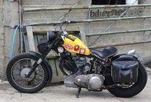 Chopper Motorcycles / by bikerMetric