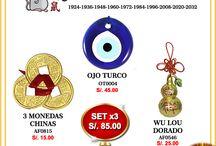 2018 Amuletos Signos Zodiaco Chino 2018