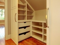 Wardrobes loft