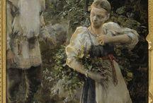 Аксели Галлен-Каллела (1865 - 1931)