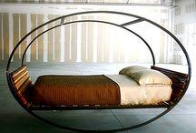 Modern Beds / Great modern bed ideas/designs