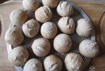 Panes y masas fermentadas