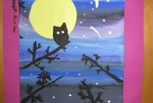 The owl whos afraid of the dark english