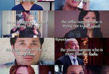 Grey's Anatomy ♡♡♡