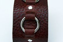 Arm band leather