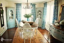 Decorating: dining room / decorating ideas for the dining room or eat in kitchen area