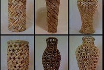 cestas de corcho