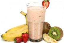 Smoothie Recipes / Fruit Smoothie Recipes