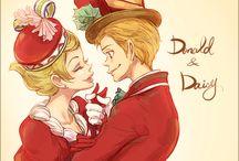 デイジー&ドナルド