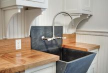 Soapstone Sinks / by Latera Surfaces