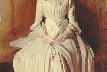 John Singer Sargent / A board solely created for the genius John Singer Sargent.