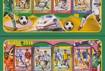 New stamps issue released by STAMPERIJA | No. 400 / CONGO D. R. 17 06 2014 CODE: CDR14101A-CDR14101C
