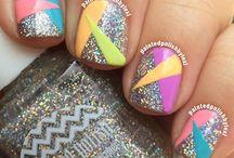 Nails/toe design