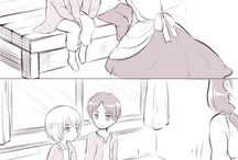 Armin x Eren
