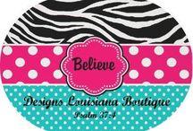 Believe Designs Louisiana / Boutique on Facebook