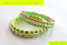bracelets / by Cynthia