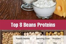 High in Protein foods
