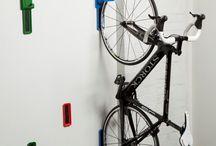 Fahrrad-hängen