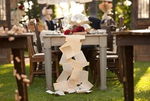 tablescapes / by Sandy Carlson Full Moon & Buck Naked