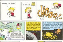 Calvin & Hobbes / by Vivian Plank