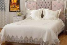 Yatak odası örtüleri