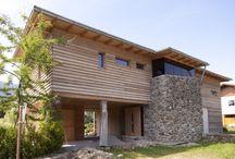 Holzprojekte / Hier findet Ihr interessante Artikel und Bilder zu schönen Projekten rund um den Holzbau.