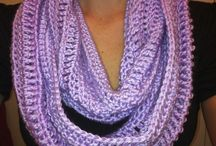 Cowl & infinity scarves