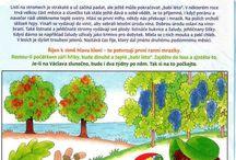 říjen a zvířata na podzim