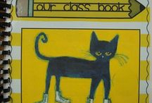 pete the cat / by Diana Palermo