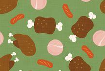 pattern / pattern/illustration