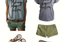 Sommeroutfits