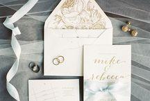 Wedding Details Styling