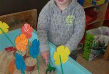 Huishoek; bloemenwinkel
