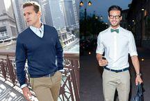 деловой стиль для мужчин