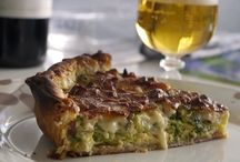 Quiches & Salty pies